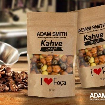 kahve çikolata draje (50 g)